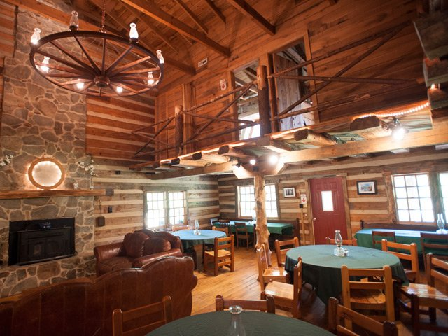 Wilderness Adventure Dining Hall