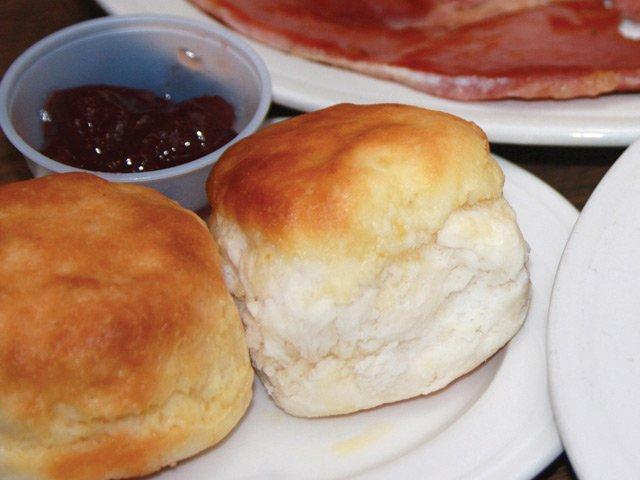 Roanoker Restaurant Biscuits