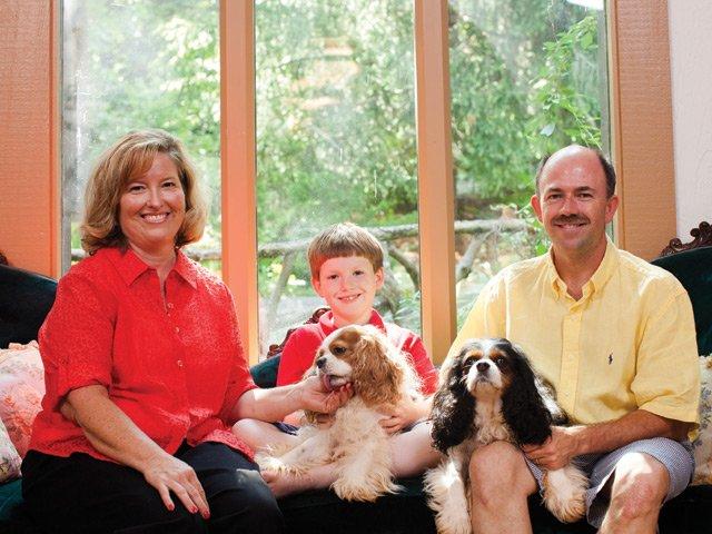 The McBride Family
