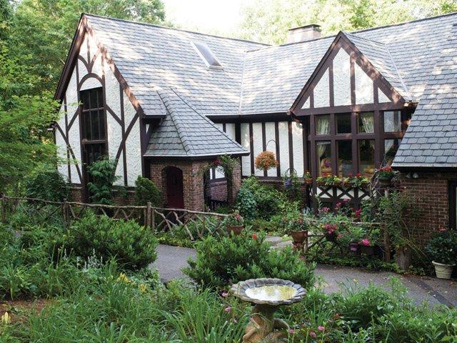The McBride Home