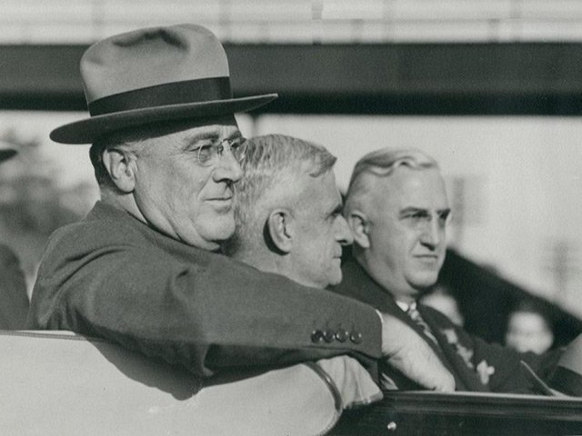 One Year in Roanoke 1934