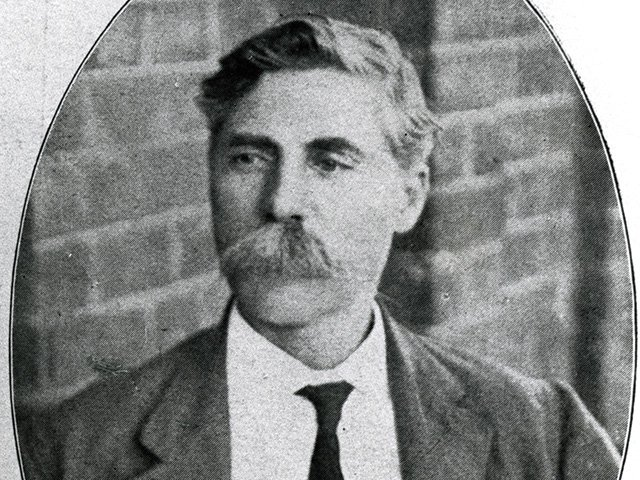 Floyd Allen, Frank Beamer's great uncle
