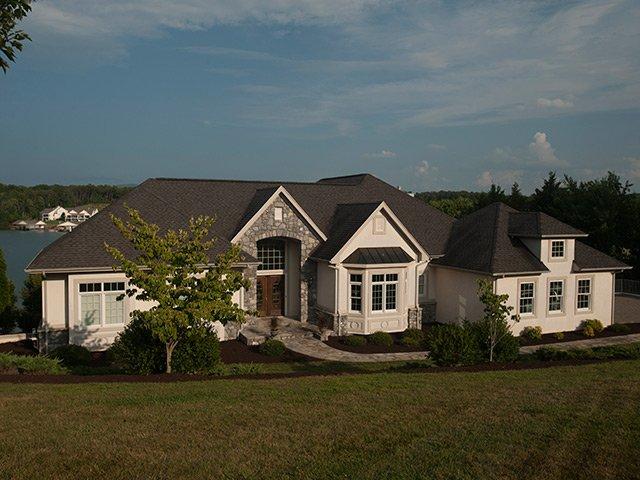 The Jackman home